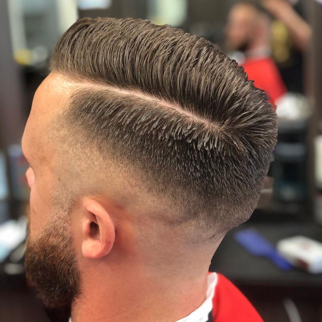 Top Cutts Barber Haircut Poway 92103