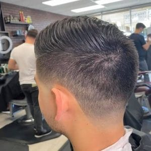 Top Cutts Barber Shop Haircut