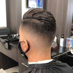 Top Cutts Barber Shop Haircut